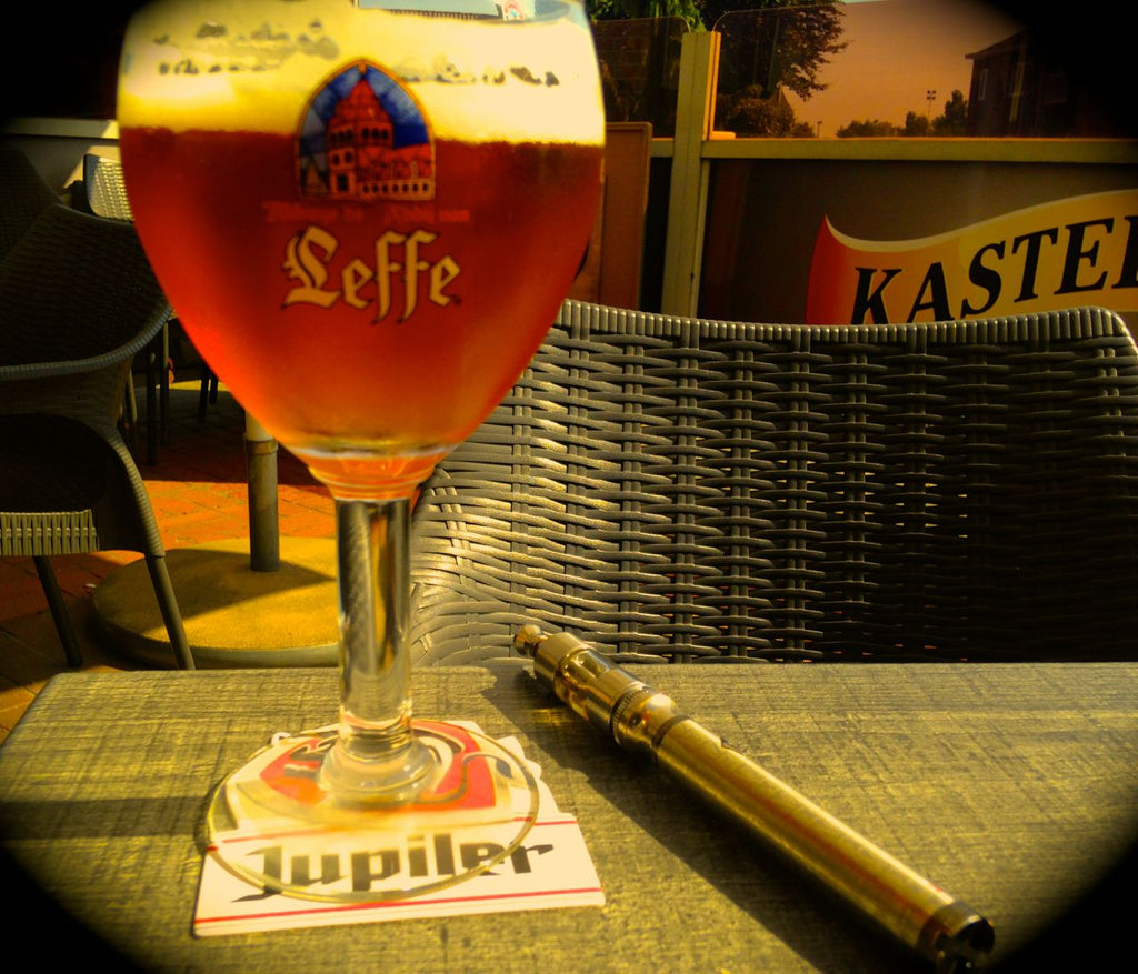 Pairing eLiquid with Craft Beer | by Cafe Racer Vape