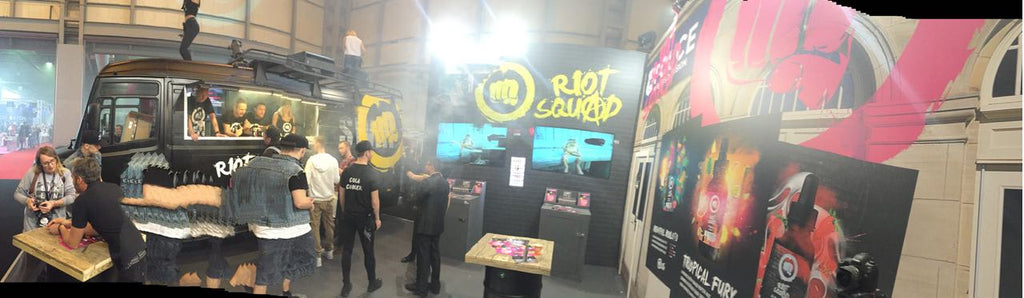 Riot Squad UK Vaper Expo
