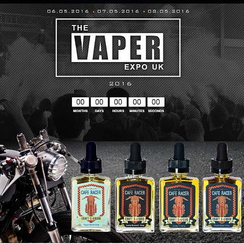 Vaper Expo Uk Cafe Racer