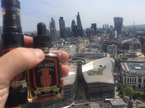 #Handcheck from the top of St. Paul's Cathedral