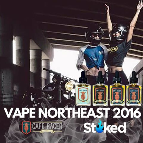 Vape Northeast Pre-Party at Stoked