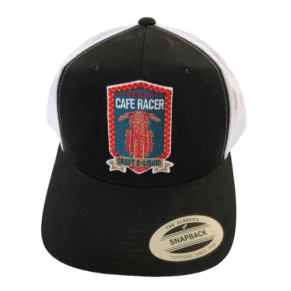 Cafe Racer Craft E-liquid Trucker Hat