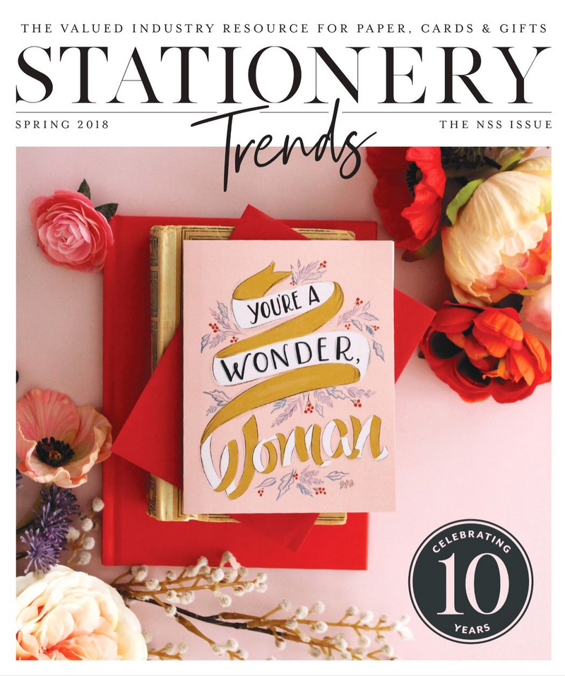 Stationery Trends Spring 2018