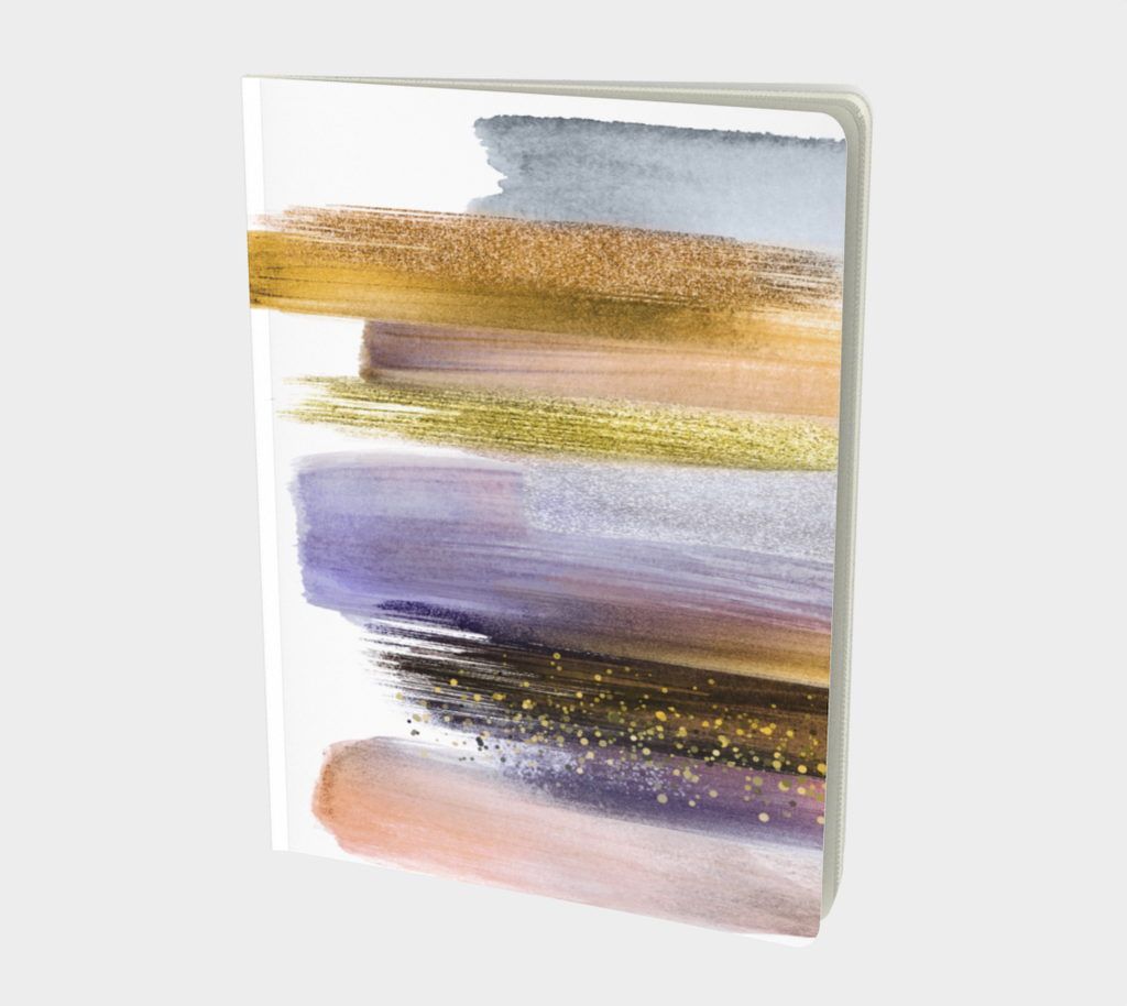 Paint Wash Notebook