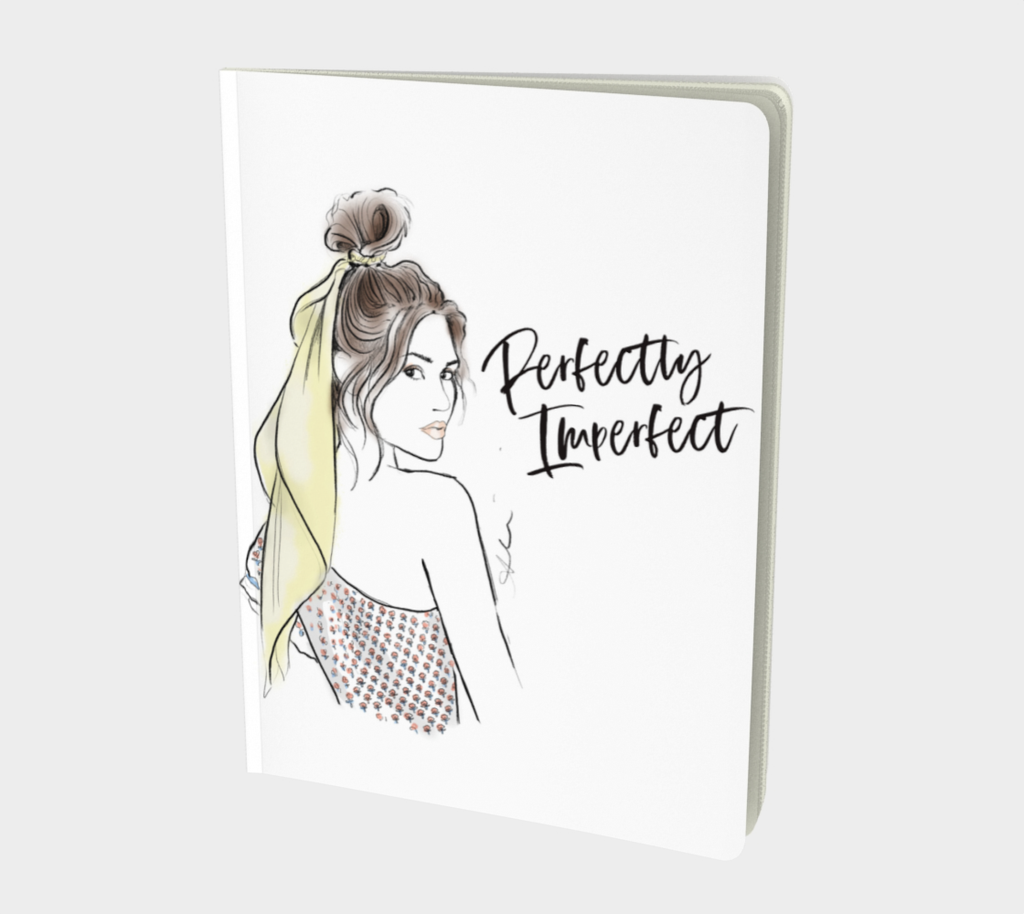 Perfectly Imperfect Notebook