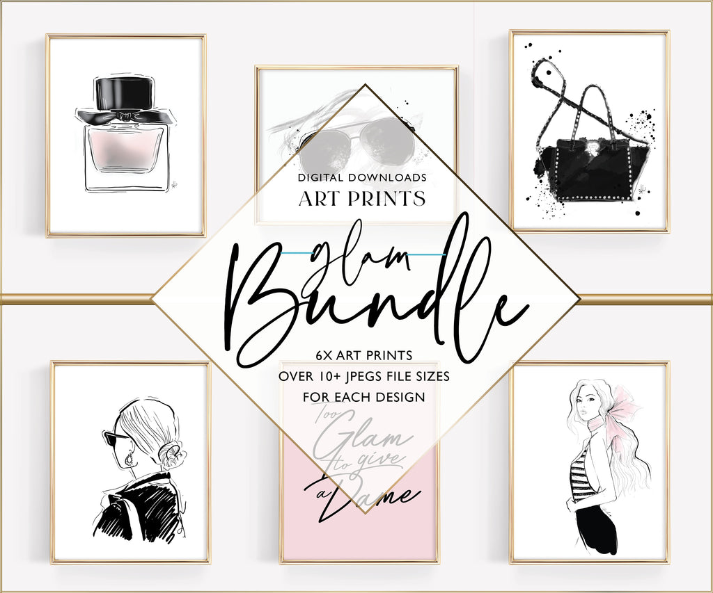 Glam BUNDLE *PRINTABLE*