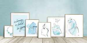 Blue BUNDLE *PRINTABLE*