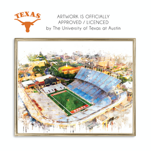 Darrell K Royal–Texas Memorial Stadium