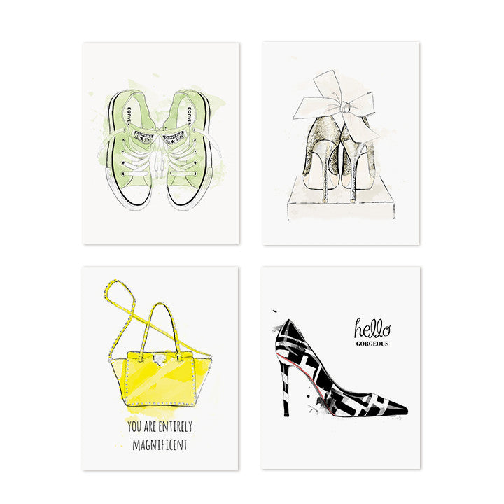 Accessories Card Set