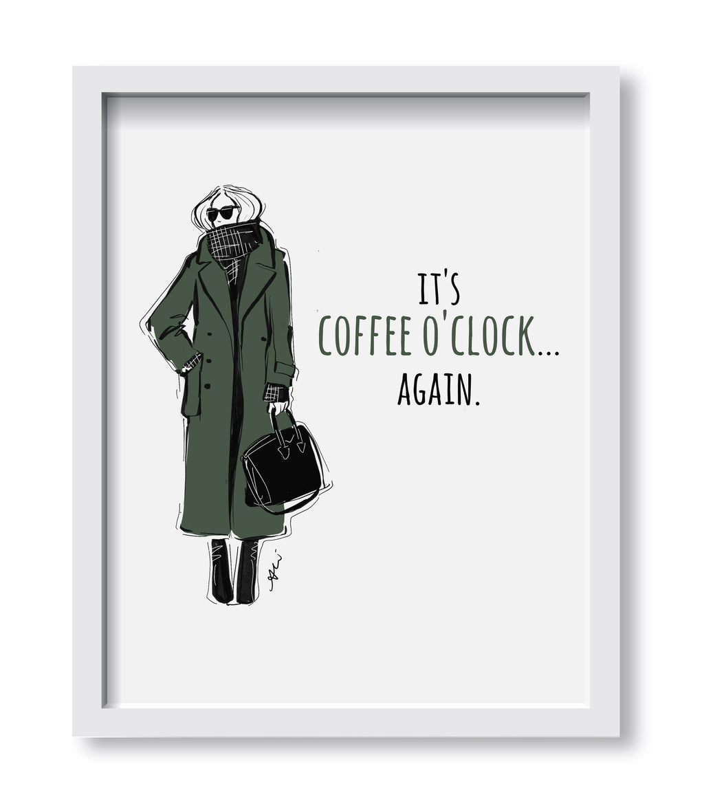 Coffee O'Clock