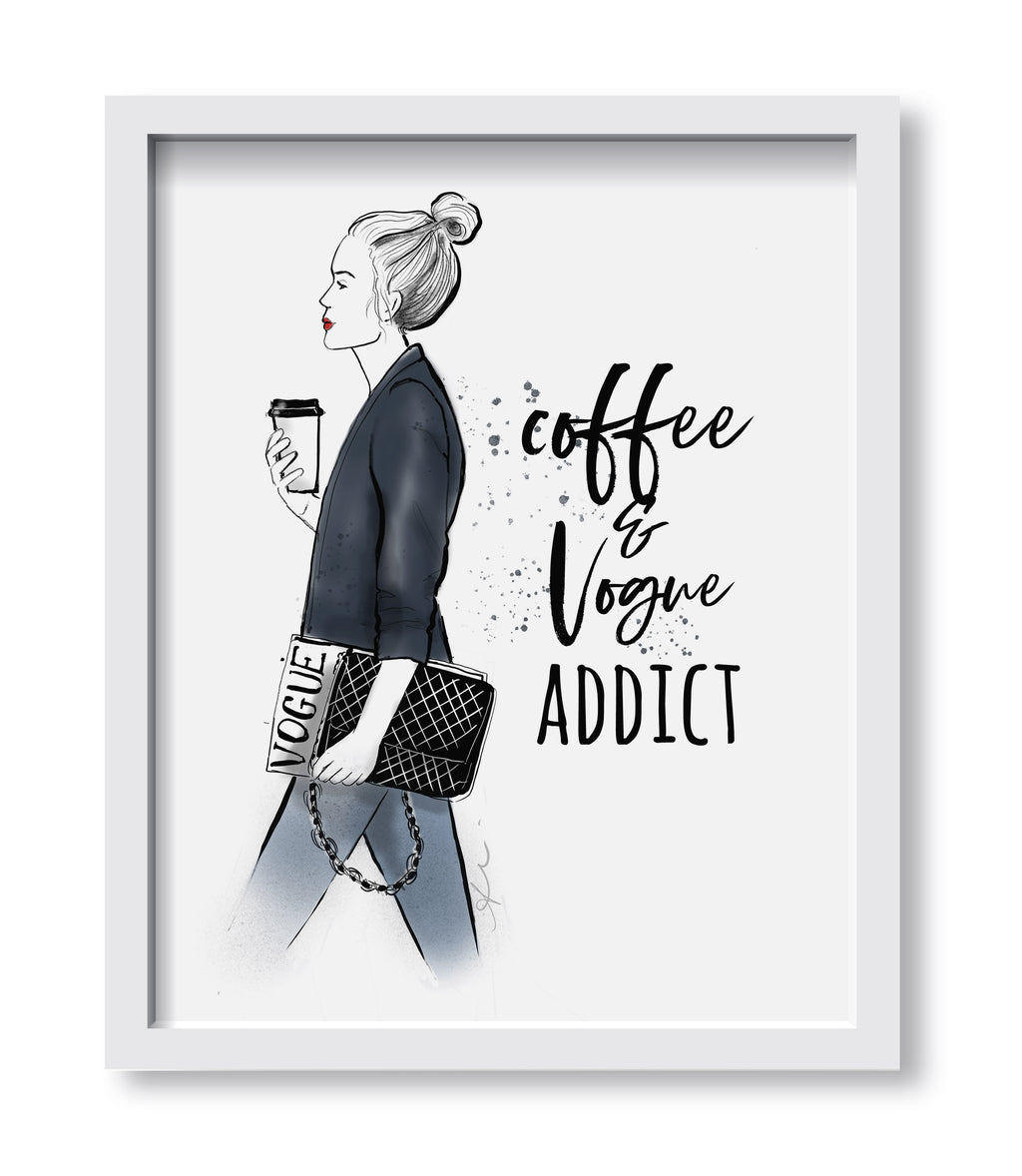 Coffee & Vogue
