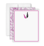 Stylish Feather Notes