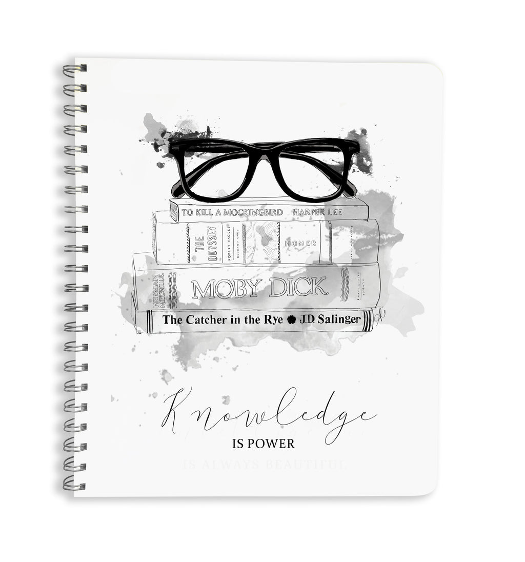Knowledge is Power Notebook