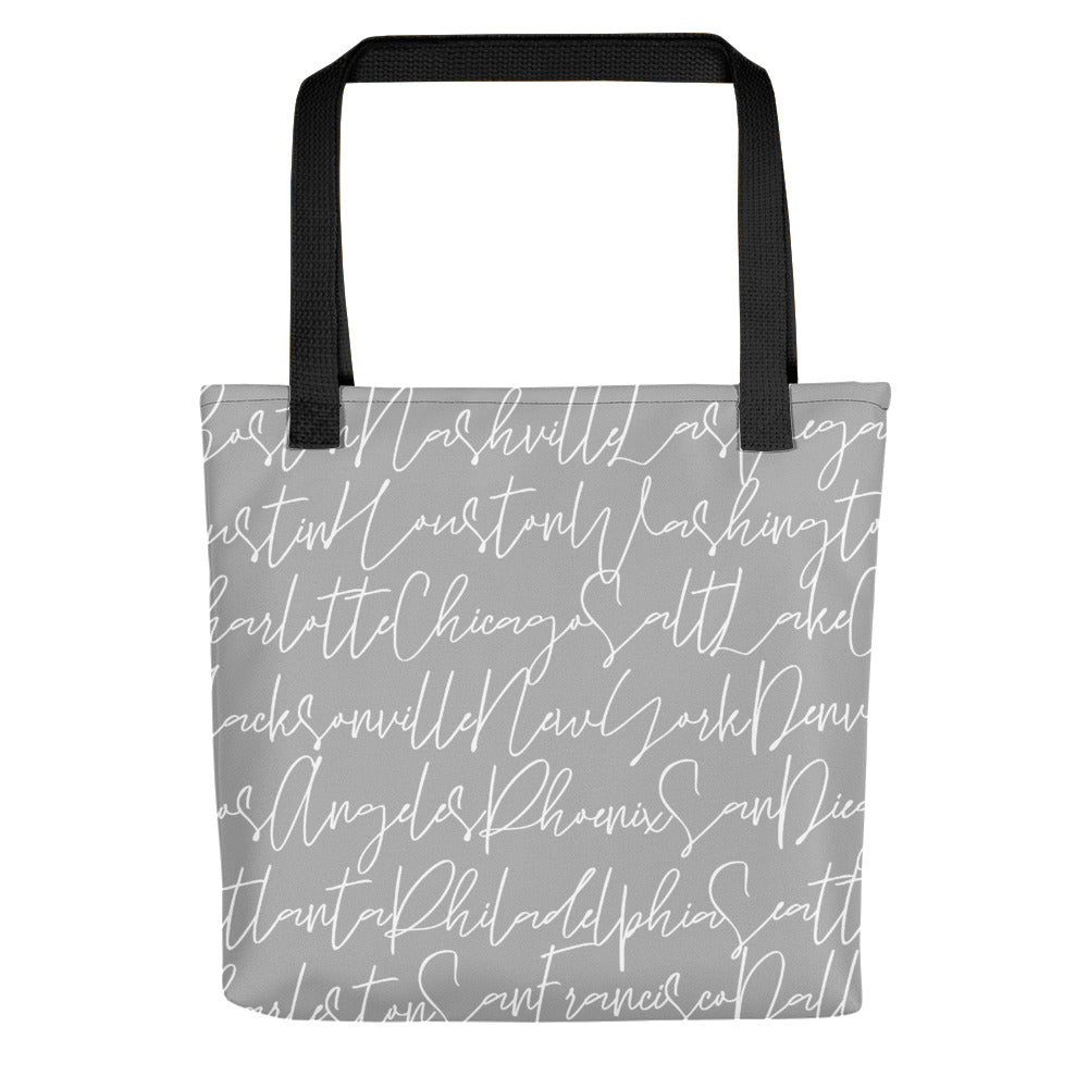 USA City Tote bag