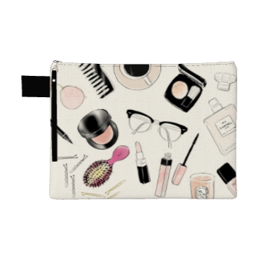 Essential Beauty Pouch Bag