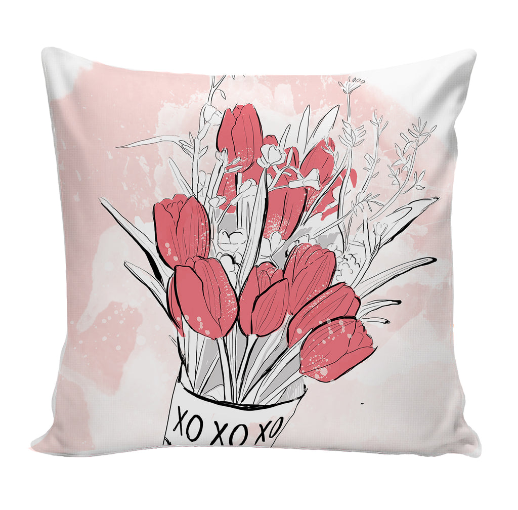 PREORDER Tulips Pillow