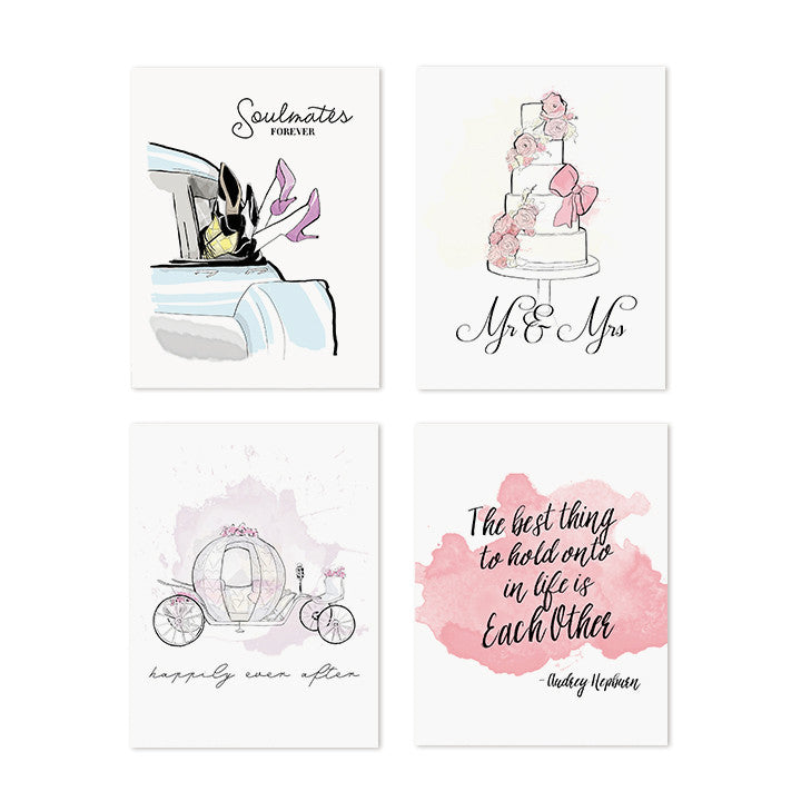 Wedding Card Set
