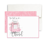 Beauty Stationery