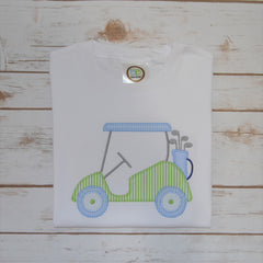 Boy's Golf Cart Shirt