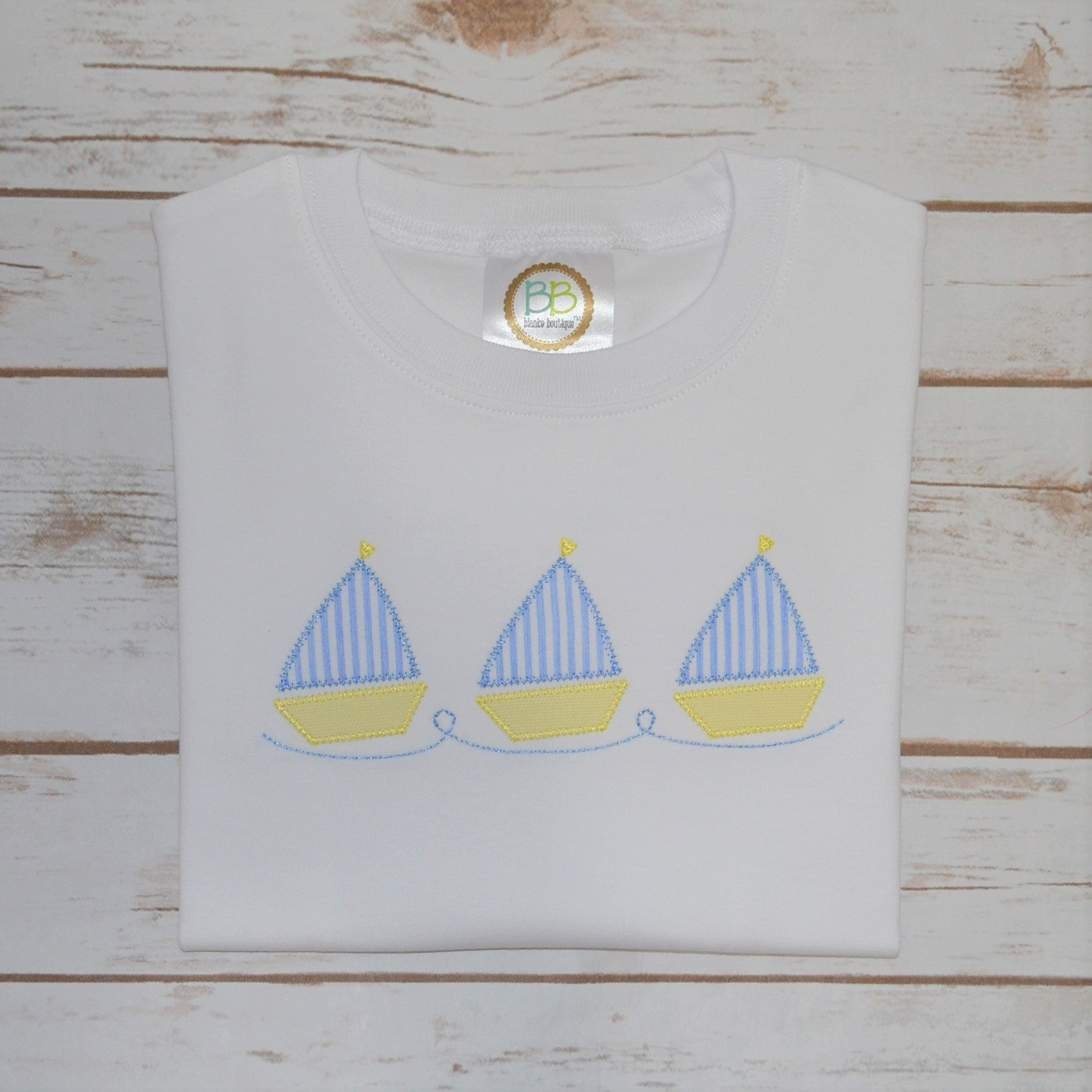 Sailboat Trio Shirt