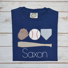 Boy's Baseball Shirt