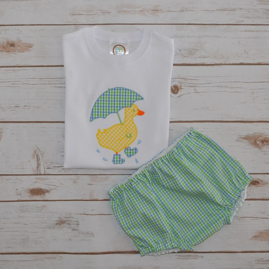 Boy's Spring Duck Shirt
