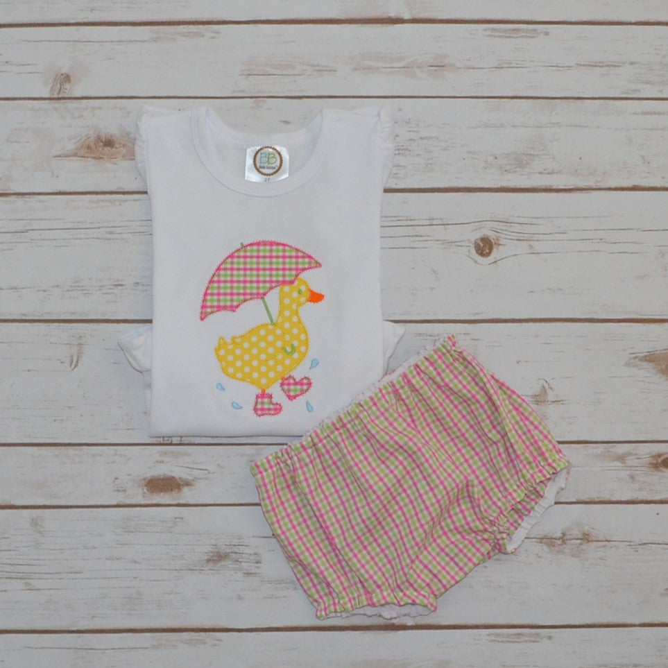 Girl's Spring Duck Shirt