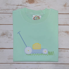 Boy's Lawn Mower Shirt