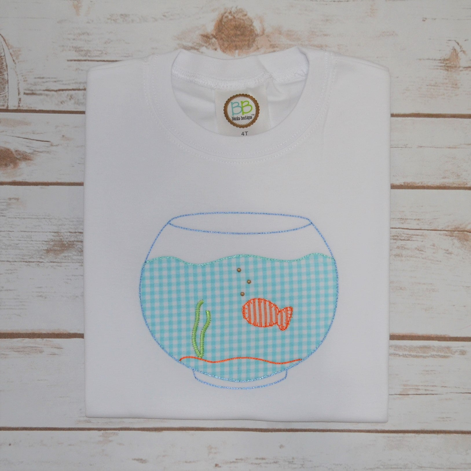 Boy's Fish Bowl Shirt