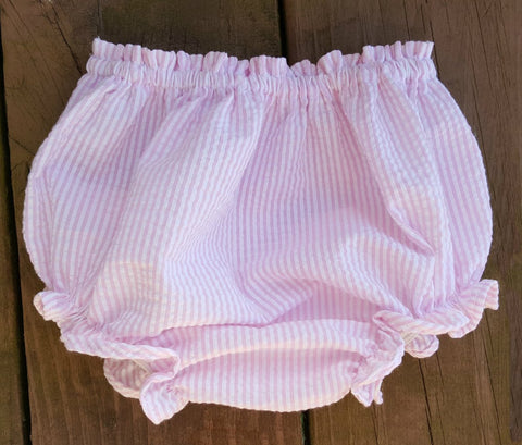 Girl's Ruffle Diaper Cover/Bloomer