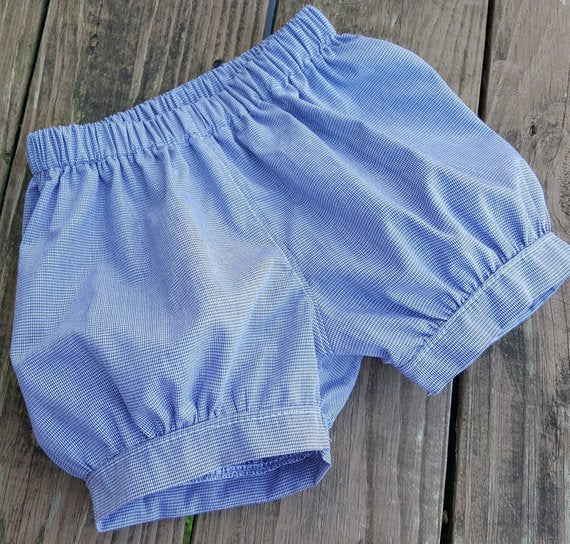 Boy's Banded Bubble Shorts