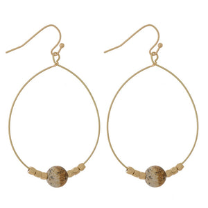 J5 Jasper Earrings