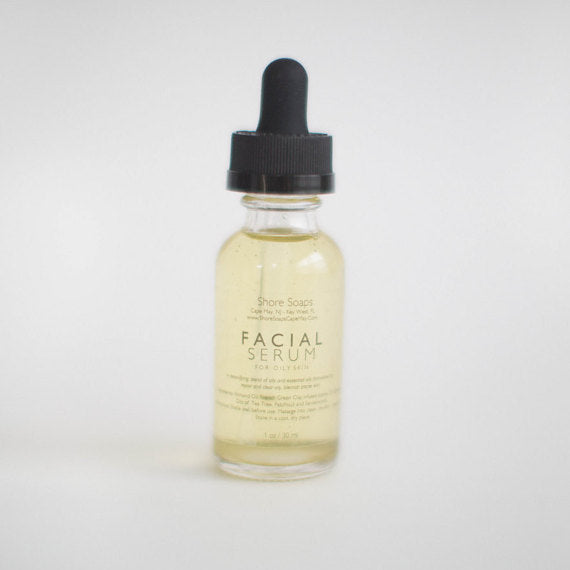 Facial Serum for OIly Skin