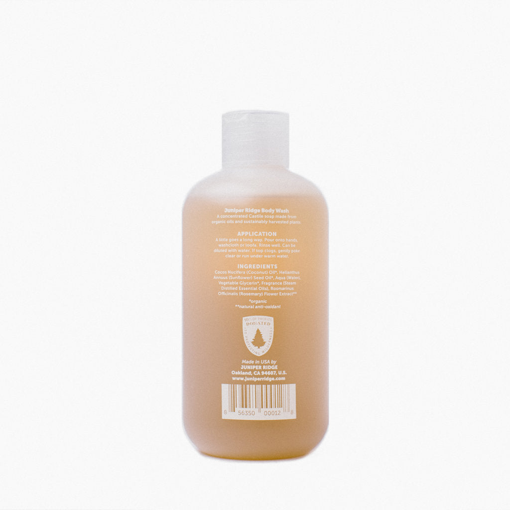 Juniper Ridge Cascade Forest Body Wash