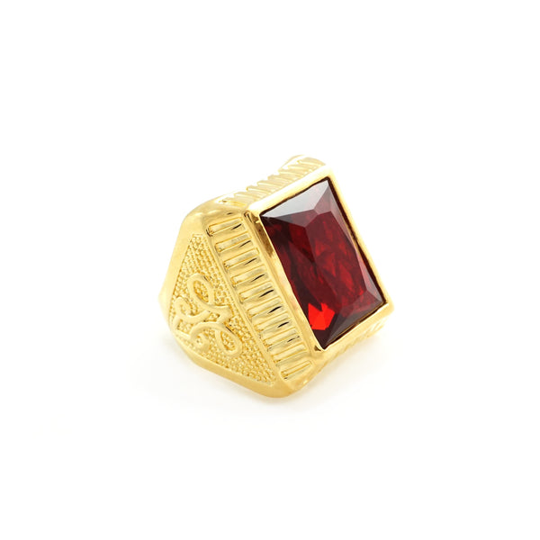 Veritas® Ruby Ring