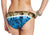 LUCKY BRAND Hand-dyed Blue Peace Bikini Set Bottom Swimwear Brand Sale New Zealand, specialising in closeout women's togs bikini tankini and swimsuit NZ Fast Delivery
