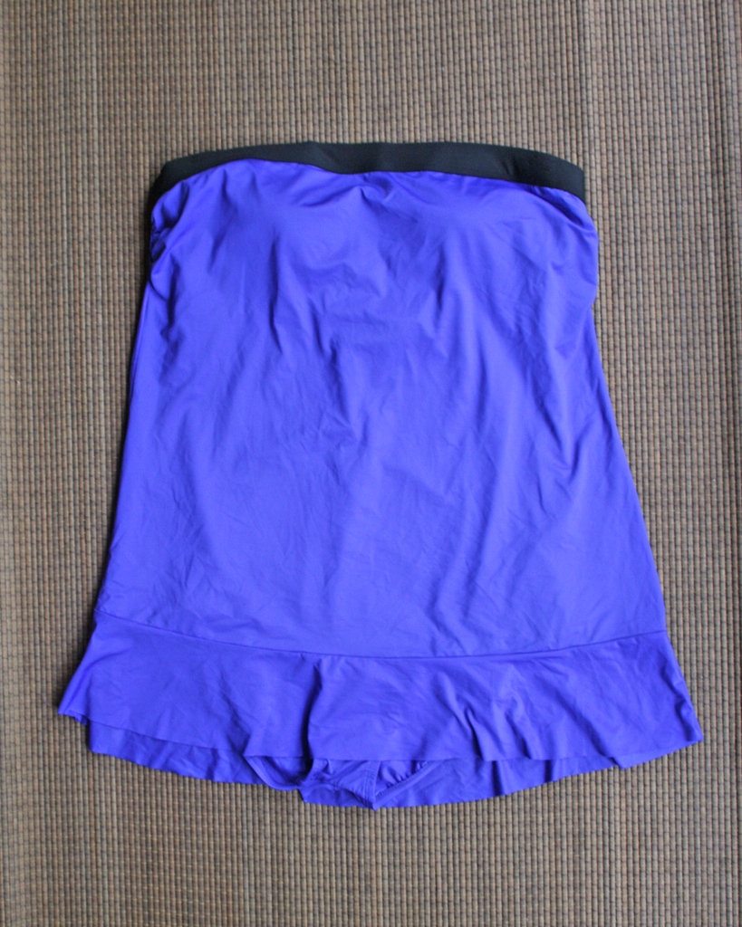 JAG Purple Swimsuit Swimdress