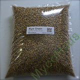 10 Pounds Rye Grain Berries- RAW