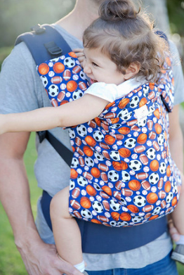 Babywearing past One Year Old - #IBW2018