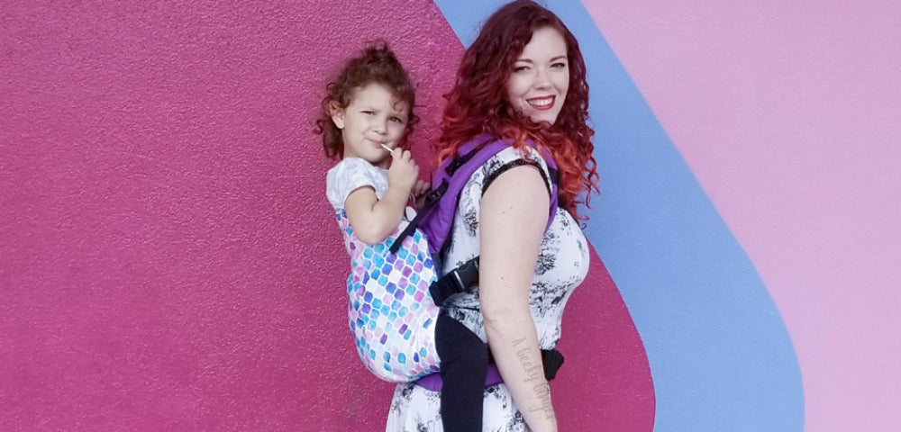 How Babywearing Made A Safe Space For Special Needs
