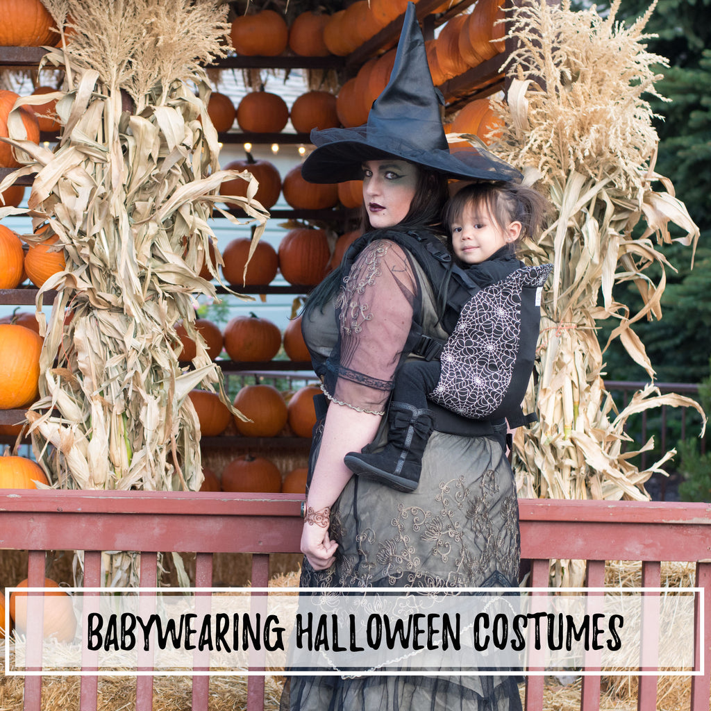 Halloween Babywearing - Baby Carrier Costumes