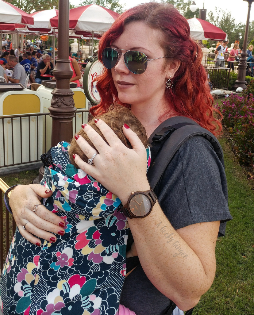 How Babywearing Made A Safe Space For Special Needs – Kindercarry