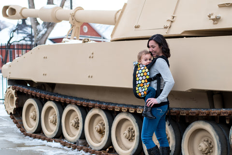 Baby Carrier Military Discount