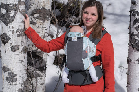 Dawn w/ Koolnit Mesh - Standard Soft Structured Baby Carrier