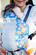 Keep Swimming w/ Koolnit - Standard Soft Structured Baby Carrier