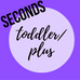 TODDLER/PLUS SIZE- Seconds Sale!