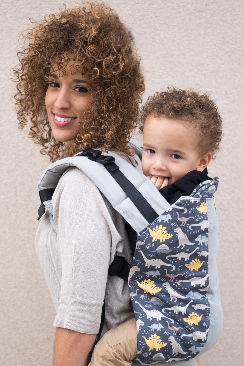 Rawr w/ Koolnit Mesh- Standard Soft Structured Baby Carrier