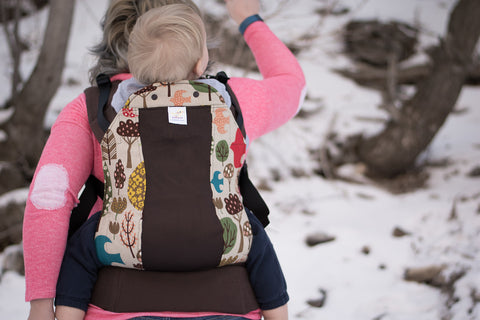 Woodland Whimsy with Koolnit- Infant Kinderpack