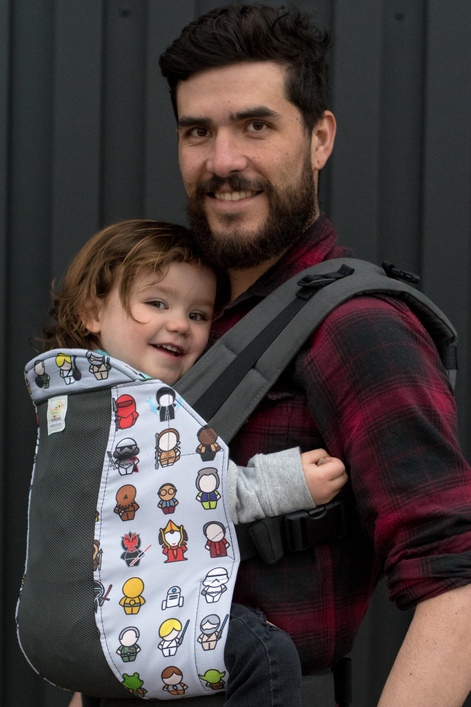 Force Friends w/ Koolnit Mesh- Standard Baby Carrier