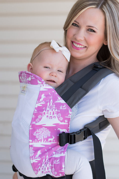 Fairytale with Koolnit Mesh - Infant Baby Carrier